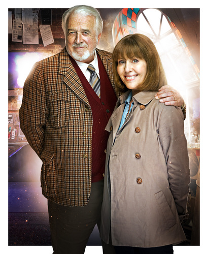 The Brig and Sarah Jane